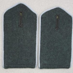 Pair of Turkistan Foreign Volunteer Shoulder Boards