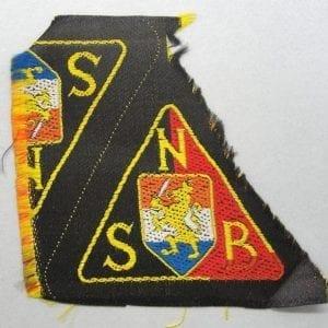 Dutch NSB Sleeve Shield