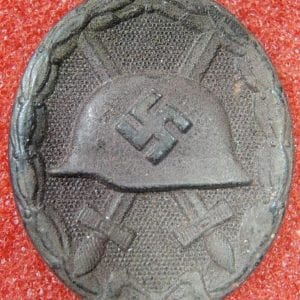 1939 Wound Badge in Plastic