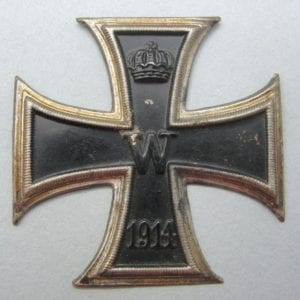 WW1 Iron Cross Front