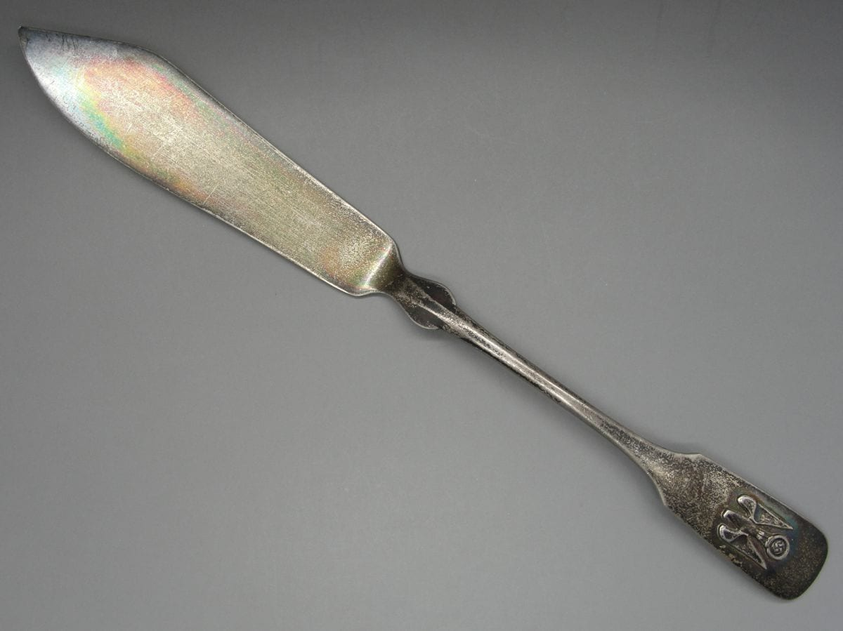 Butter Knife by Zeitner From Goering - Sonneman Wedding