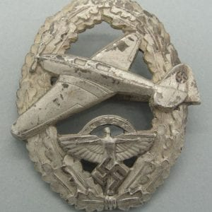 NSFK Powered Flight Pilot's Badge, Second Pattern