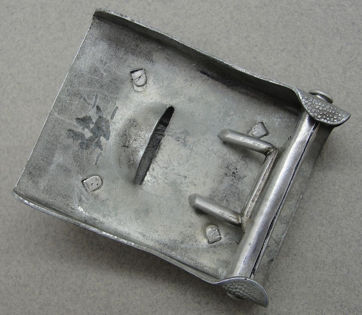 Luftwaffe Drooptail EM/NCOs Belt Buckle