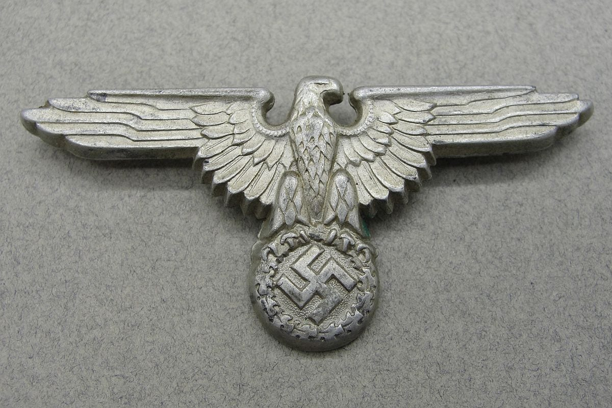 """SS Visor Cap Eagle by """"RZM M1/72"""""""