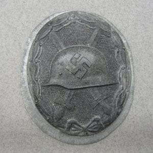 1939 Wound Badge Planchet