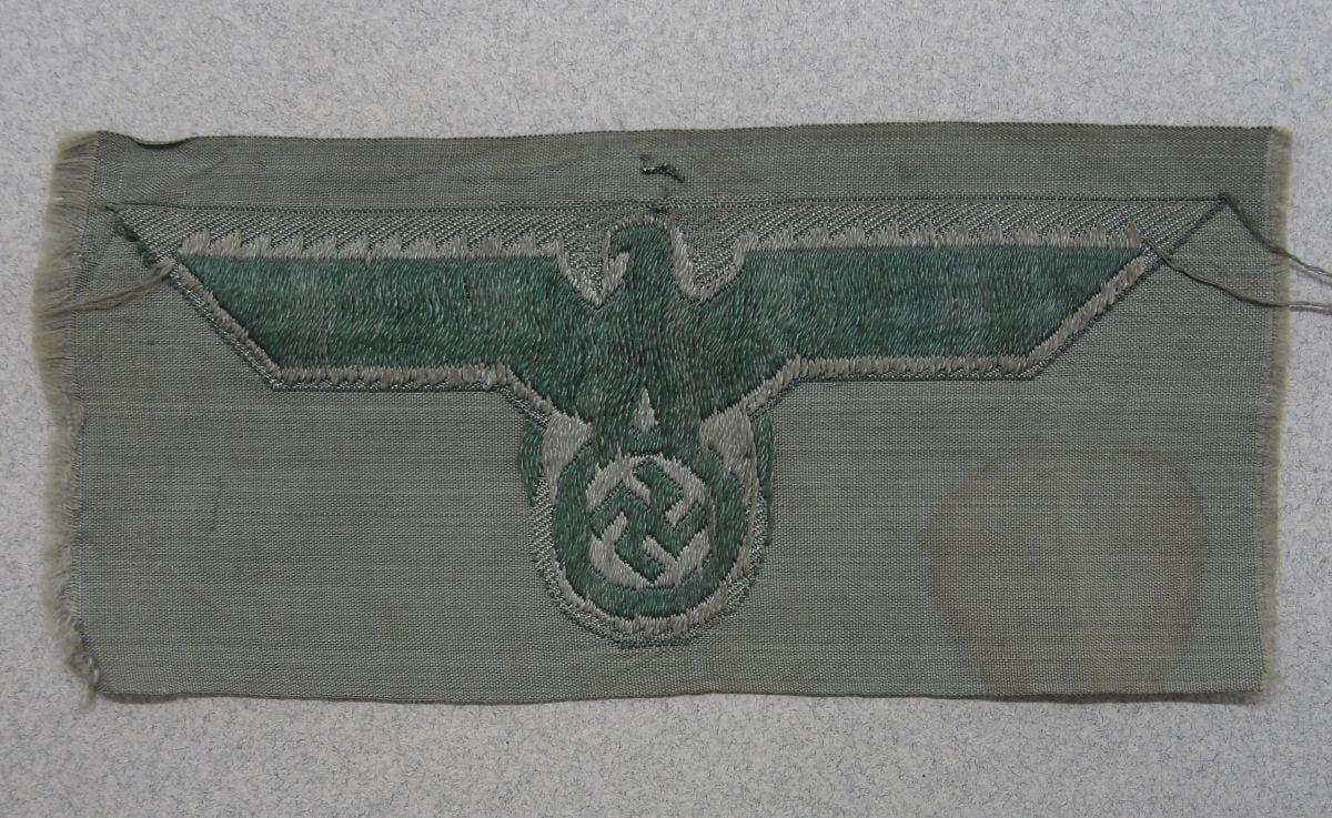 Army EM/NCOs Sleeve Eagle
