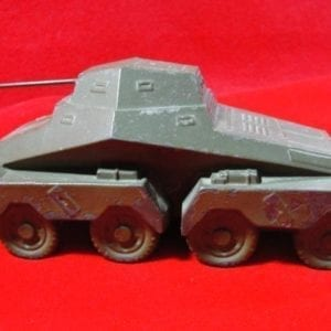 German Armored Car, US WW2 Produced Training Aid
