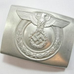 "SA-Wehrmannshaften EM/NCO's Belt Buckle by ""RZM M4/22"""