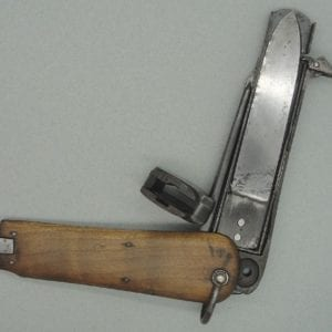 Luftwaffe Paratrooper Gravity Knife - Takedown Version