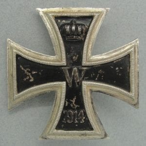 WW1 Iron Cross, First Class