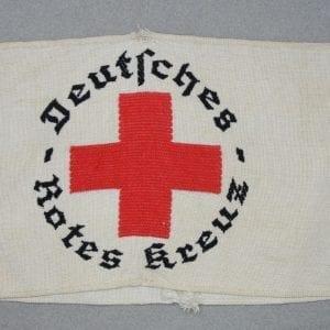 Deutsches Rotes Kruez German Red Cross Armband