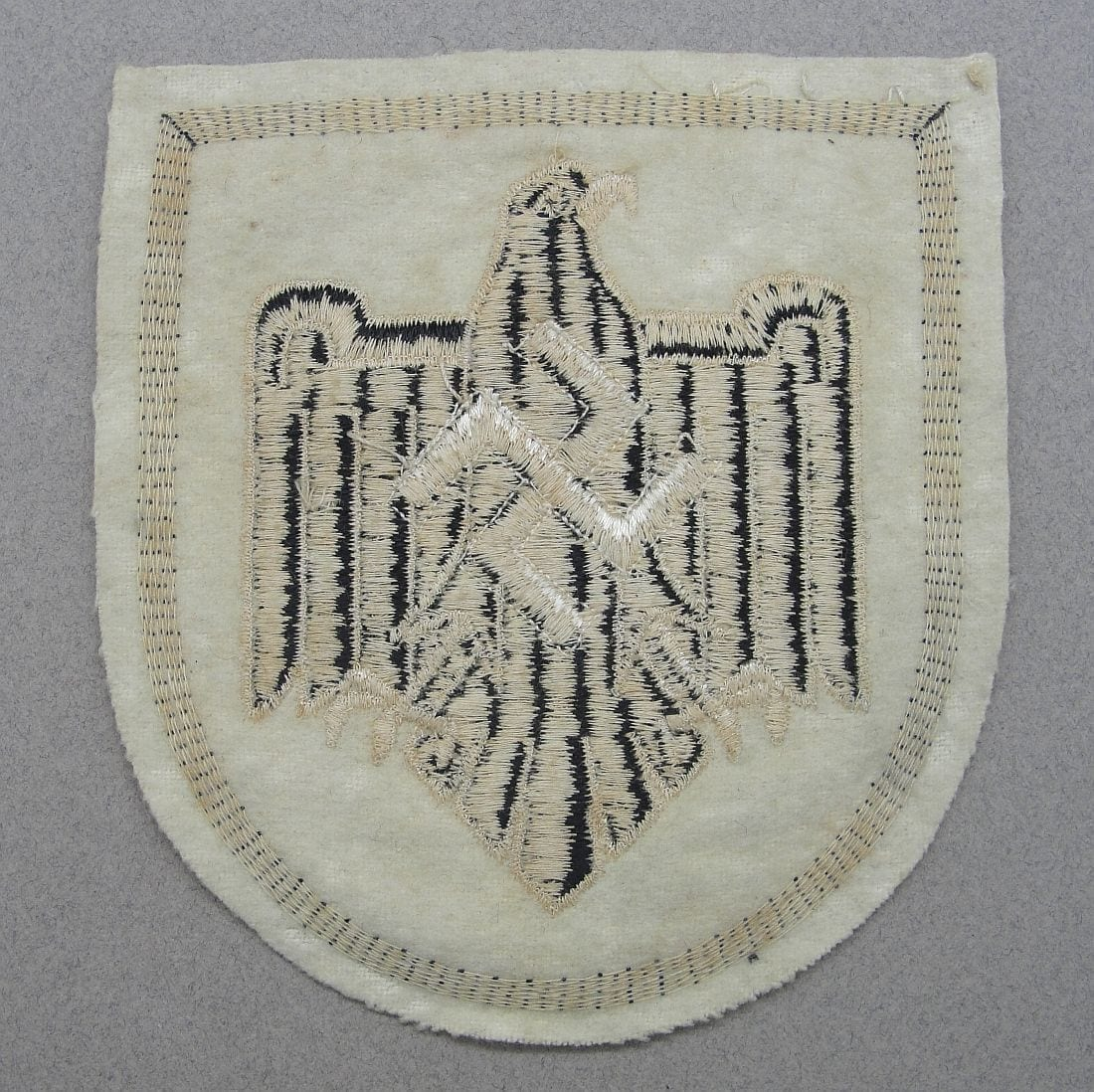 NSRL - DRL Insignia as Worn by 1936 Olympic Team