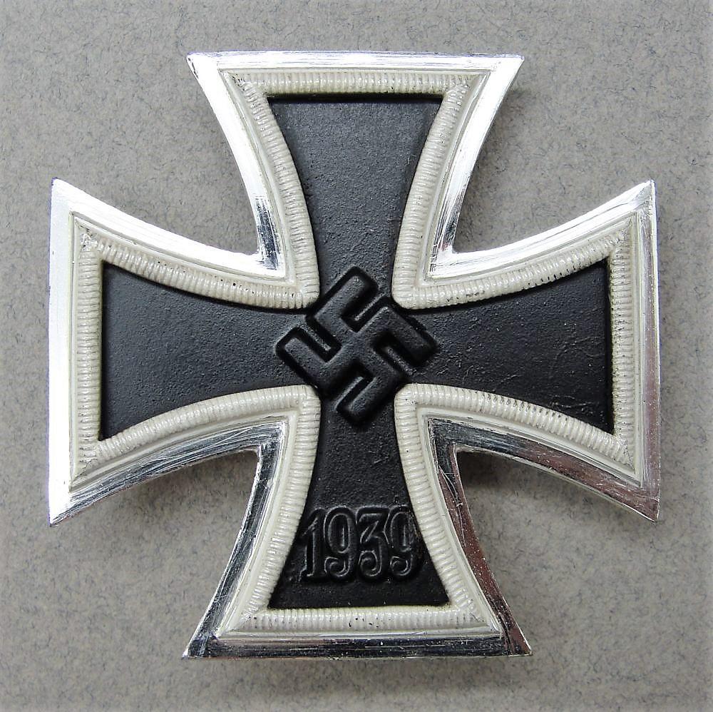 """1939 Iron Cross First Class by """"26"""" B.H. Mayer Choice!"""