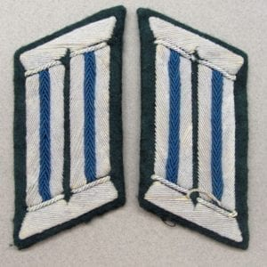 Army Medical Officer's Collar Tabs