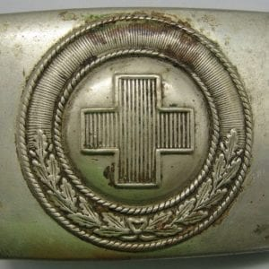 German Red Cross, 1933 Pattern, EM/NCO's Belt Buckle