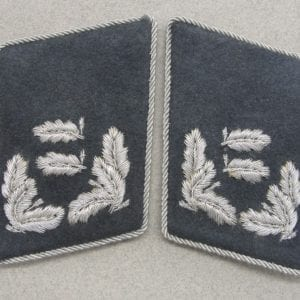 Army Forestry Collar Tabs