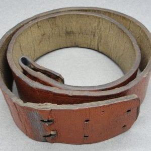 Political Leader's Belt