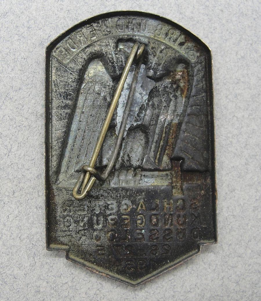1934 Schlageter Tinnie