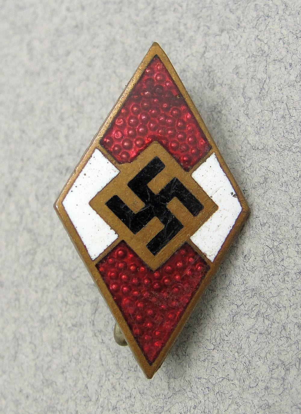 Hitler Youth Membership Badge by RZM M1/159