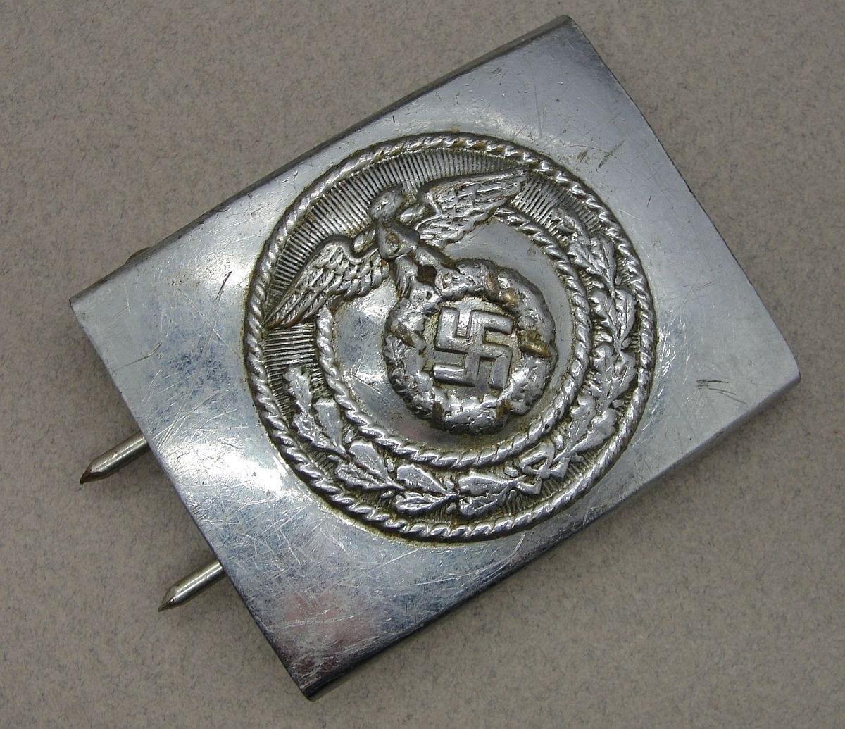 """NSKK EM/NCO's Belt Buckle by """"RZM 72"""""""