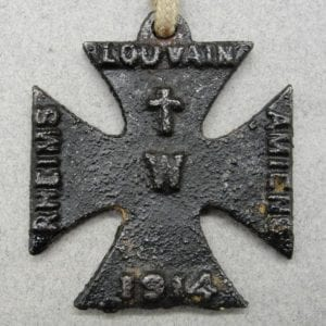 WW1 Anti German Propaganda Iron Cross
