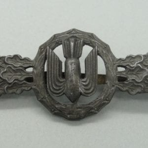 "Luftwaffe Squadron Clasp for Bomber Pilots Bronze Grade by ""R.S.& S."""