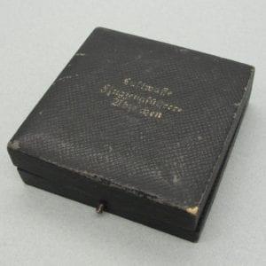 Case for Luftwaffe Pilot's Badge