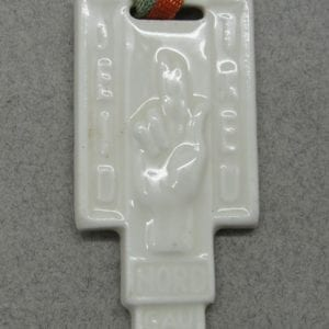 Porcelain Seid Treue Nord Gau Swearing In Badge