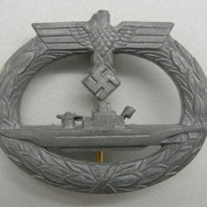 "Kriegsmarine U-Boat Badge by ""R.S."""