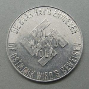 1935 Hitler Token