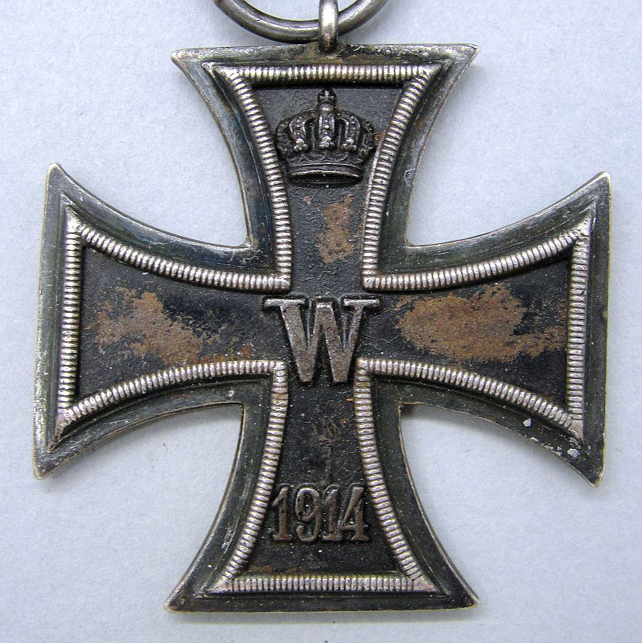 WW1 Iron Cross, Second Class