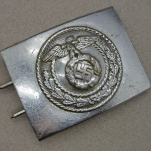 "NSKK EM/NCO's Belt Buckle by ""RZM 72"""