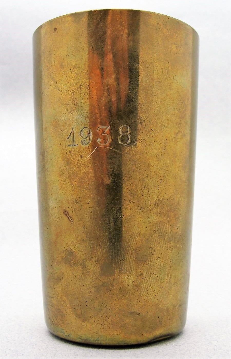 Mecklenburgischer Regatta Verein Cup from 1938