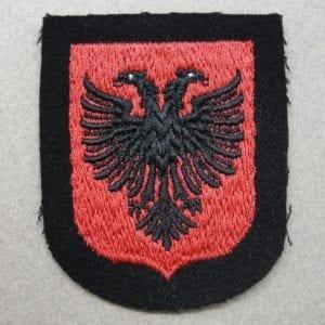 Waffen-SS Albanian Volunteer Sleeve Shield