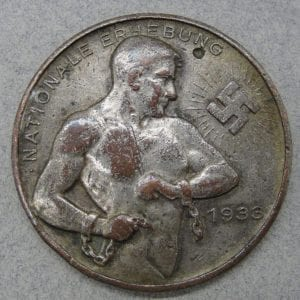 1933 Restoration of The German National Honor Medal