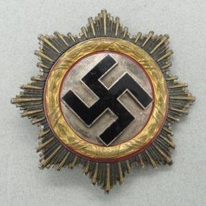 """German Cross in Gold ( Deutsches Kreuz in Gold ) by Zimmermann, """"20"""""""