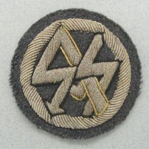 DLV SA- und SS-Fliegerstürme badge, Gold-Version.