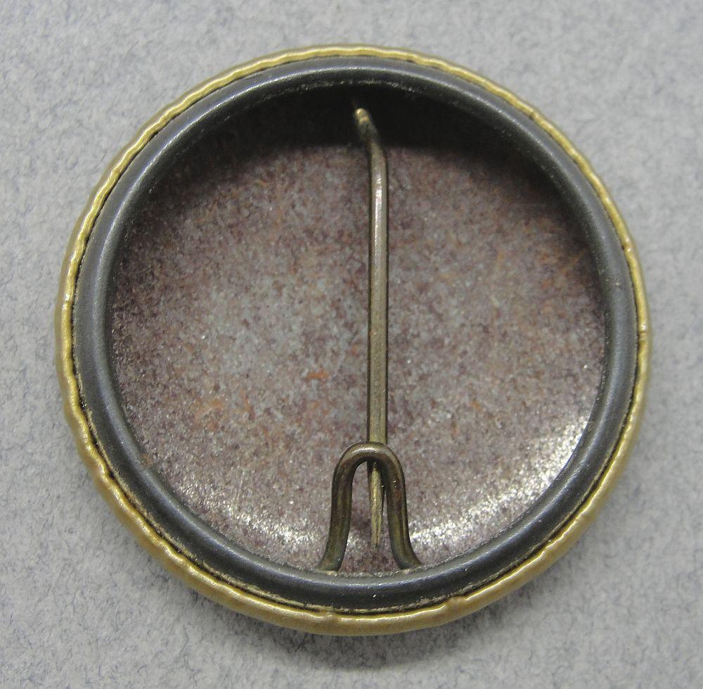 1937 German American Bund New York Gautag Ost Badge