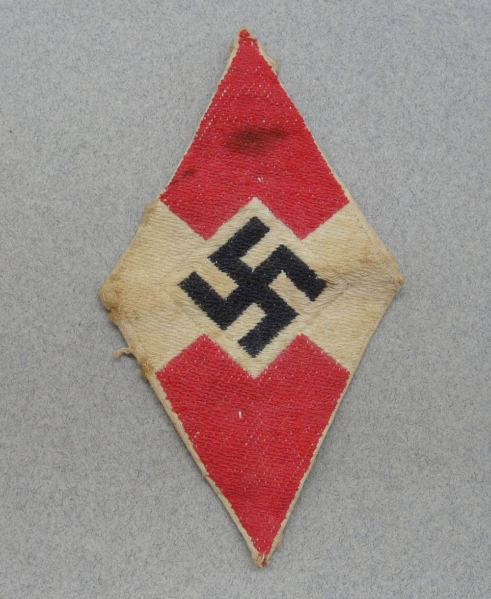 Hitler Youth Clothing Shield