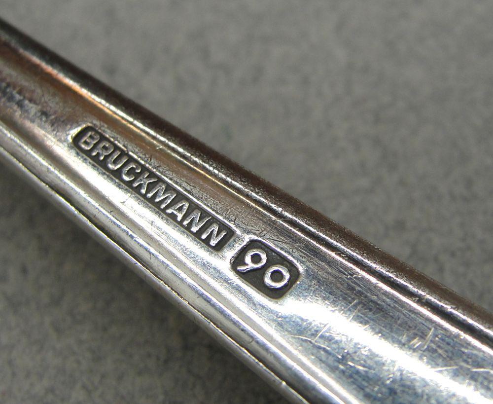 Adolf Hitler - Reichs Chancellery Formal Pattern Silverware - Fork