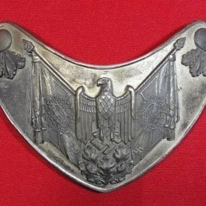Army Standard Bearer's Gorget by Assmann