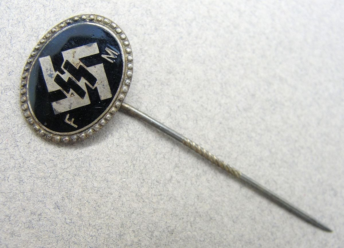 SS FM Financial Supporter Badge by Deschler