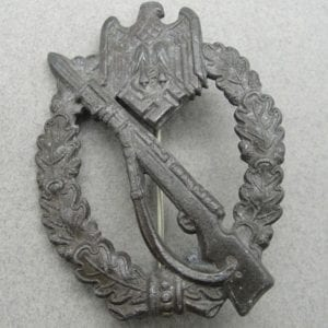 Army-Waffen-SS Infantry Assault Badge, Bronze Grade