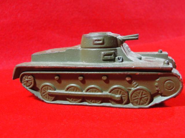 German Tank, US WW2 Produced Training Aid