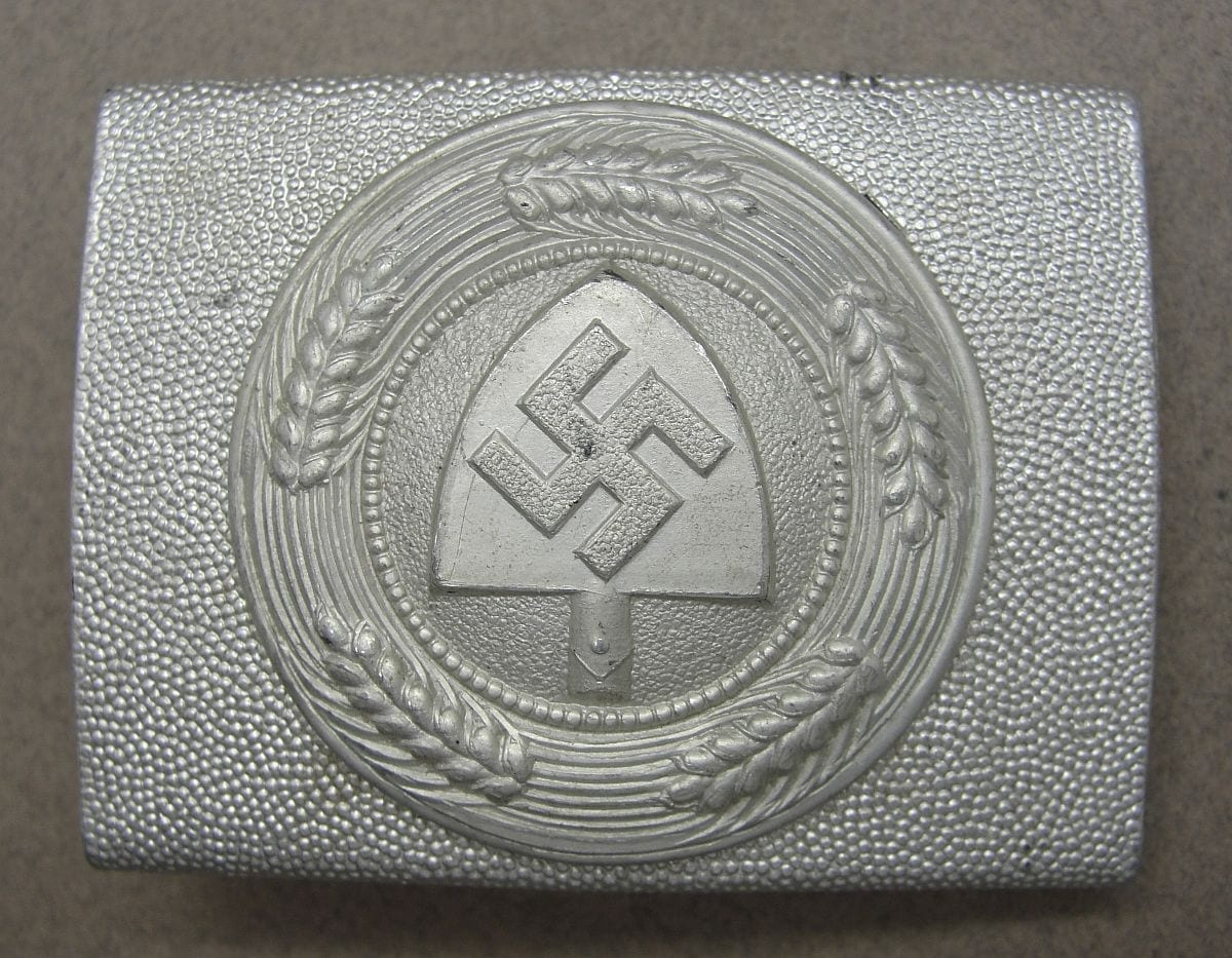RAD EM/NCOs Belt Buckle