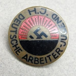 Hitler Youth Membership Badge, First Pattern
