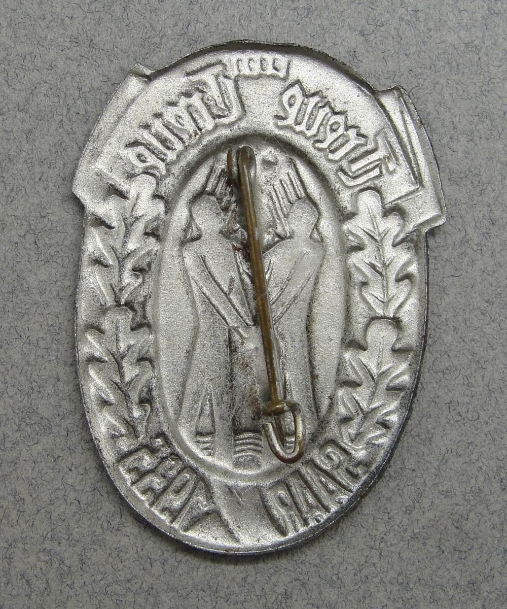 1935 Saar Loyalty Tinnie