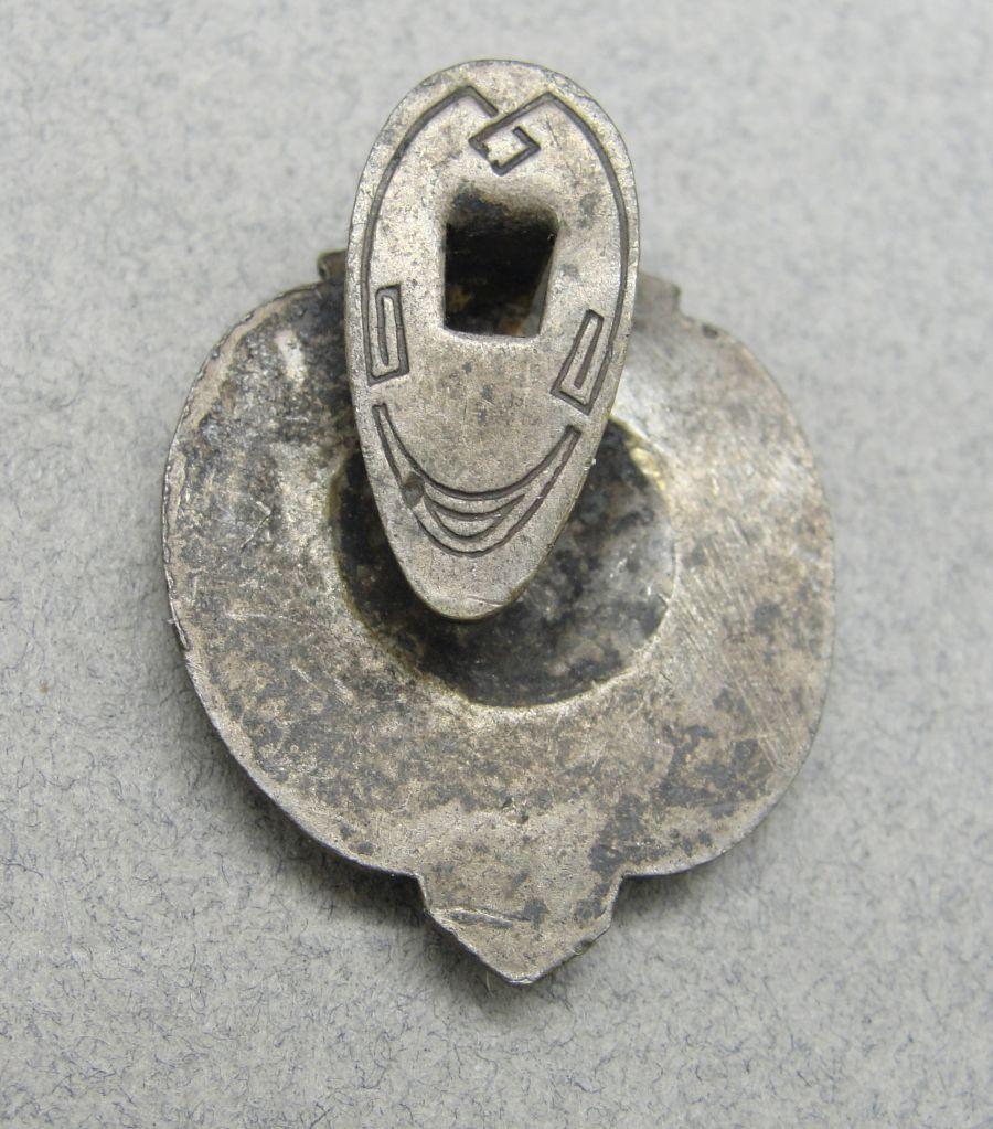 Italian War Wounded Association Membership Badge