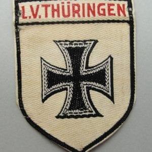 L.V. Thüringen Veteran's Association Sleeve Shield