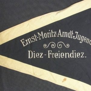 Ernst Moritz Arndt Pioneer of German Nationalism Pennant
